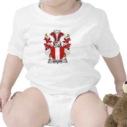 Escudo de la familia de Bulow Trajes De Bebé