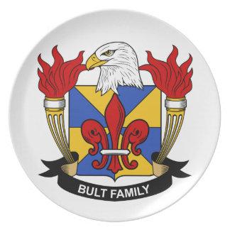Escudo de la familia de Bult Plato