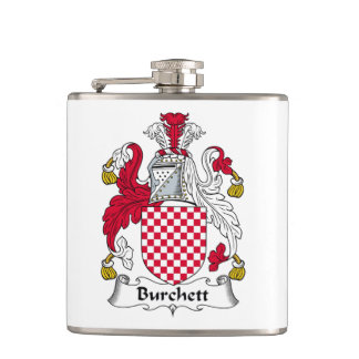 Escudo de la familia de Burchett