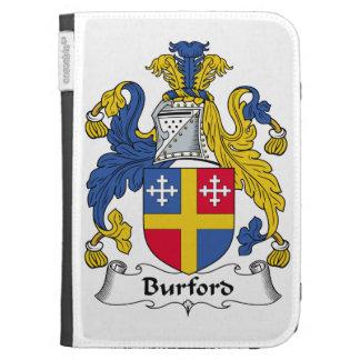 Escudo de la familia de Burford