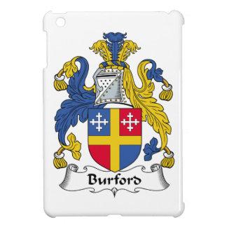 Escudo de la familia de Burford iPad Mini Coberturas