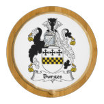 Escudo de la familia de Burges