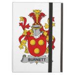 Escudo de la familia de Burnett