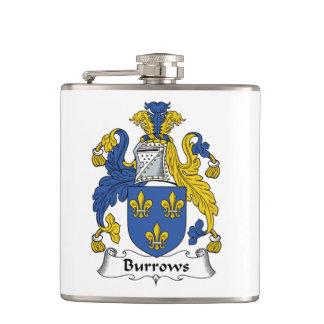 Escudo de la familia de Burrows