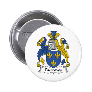 Escudo de la familia de Burrows Pins