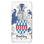 Escudo de la familia de Bushby