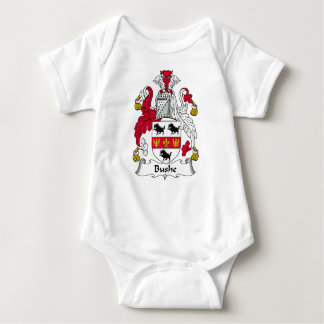 Escudo de la familia de Bushe Body Para Bebé