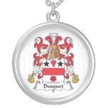 Escudo de la familia de Busquet Grimpolas