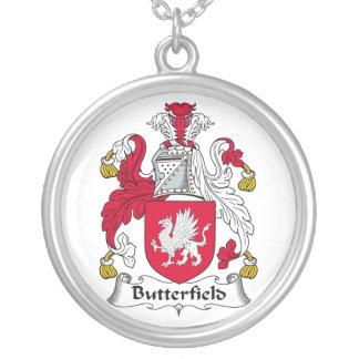 Escudo de la familia de Butterfield Joyeria Personalizada