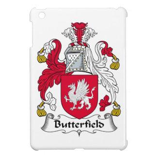 Escudo de la familia de Butterfield iPad Mini Coberturas