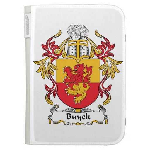 Escudo de la familia de Buyck