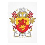 Escudo de la familia de Buyck Comunicados