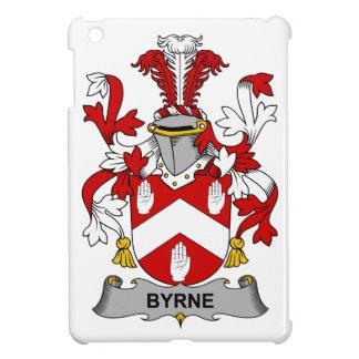 Escudo de la familia de Byrne iPad Mini Fundas