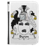Escudo de la familia de Byron