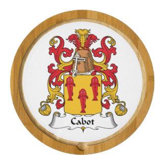 Escudo de la familia de Cabot