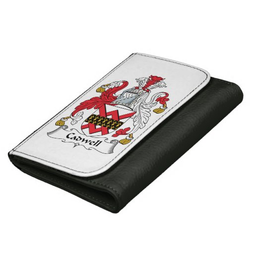 Escudo de la familia de Cadwell