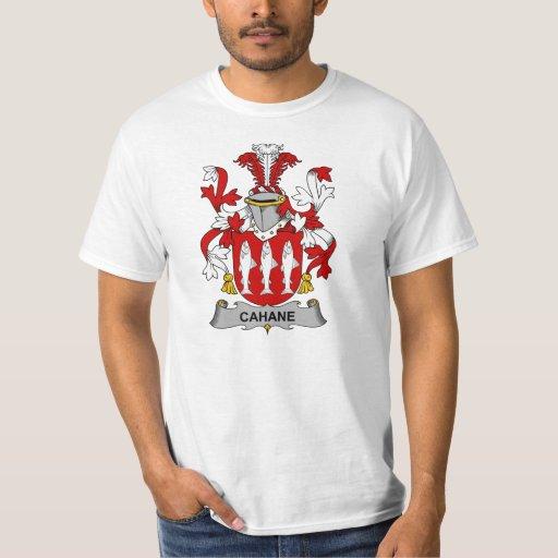 Escudo de la familia de Cahane Camisas