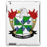 Escudo de la familia de Cahill