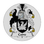 Escudo de la familia de Caine Fichas De Póquer
