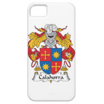 Escudo de la familia de Calahorra iPhone 5 Carcasa