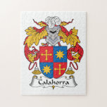 Escudo de la familia de Calahorra Puzzles