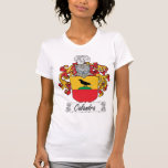 Escudo de la familia de Calandra Camiseta