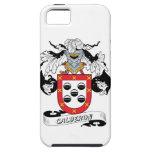Escudo de la familia de Calderon iPhone 5 Protector