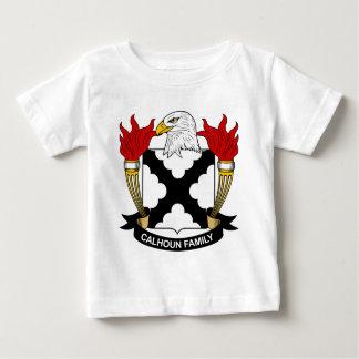 Escudo de la familia de Calhoun Camiseta