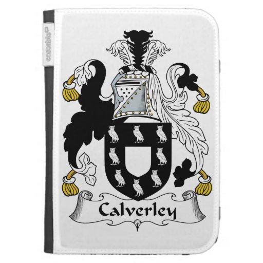 Escudo de la familia de Calverley
