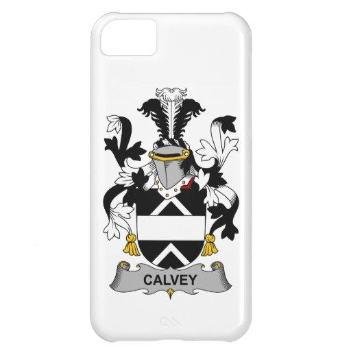 Escudo de la familia de Calvey