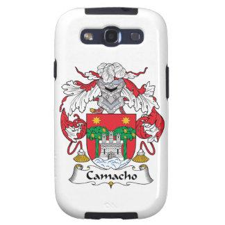 Escudo de la familia de Camacho Samsung Galaxy S3 Protector