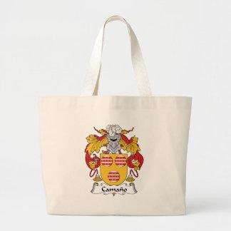 Escudo de la familia de Camano Bolsa Lienzo