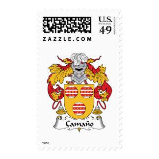 Escudo de la familia de Camano Franqueo