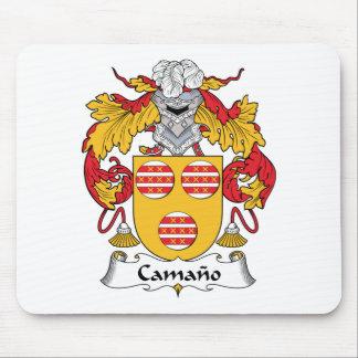 Escudo de la familia de Camano Alfombrilla De Raton
