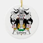 Escudo de la familia de Camara Ornamentos Para Reyes Magos