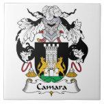 Escudo de la familia de Camara Tejas