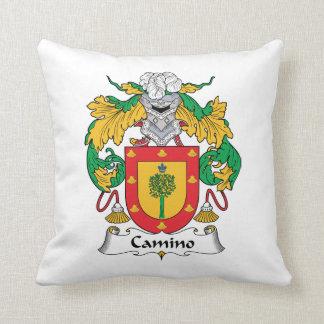 Escudo de la familia de Camino Almohadas