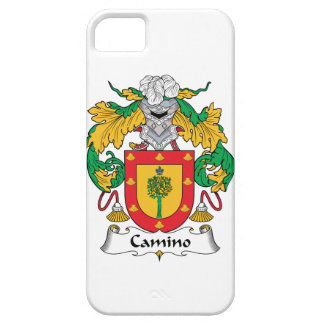 Escudo de la familia de Camino iPhone 5 Case-Mate Coberturas