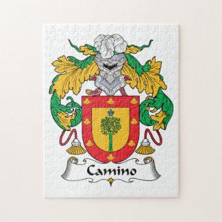 Escudo de la familia de Camino Rompecabeza