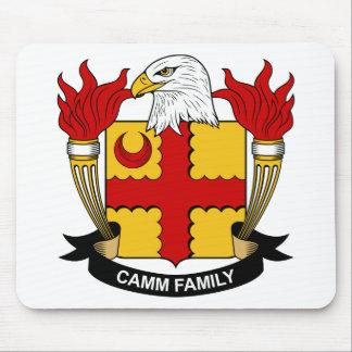 Escudo de la familia de Camm Mousepad