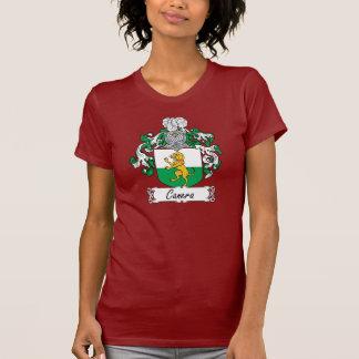 Escudo de la familia de Canera Camisetas