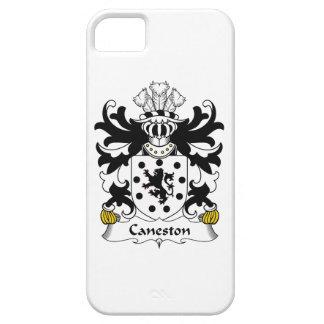 Escudo de la familia de Caneston iPhone 5 Protector