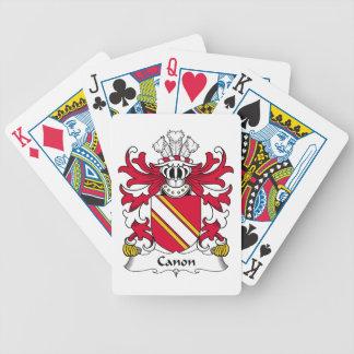 Escudo de la familia de Canon Barajas De Cartas