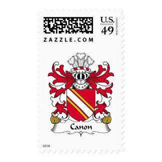 Escudo de la familia de Canon Envio