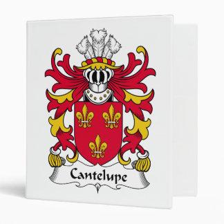 Escudo de la familia de Cantelupe