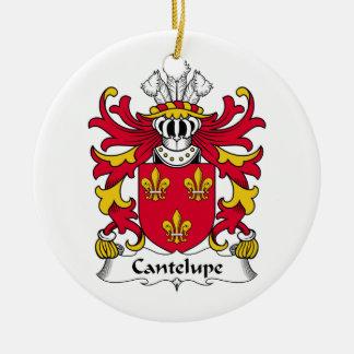 Escudo de la familia de Cantelupe Adorno De Reyes