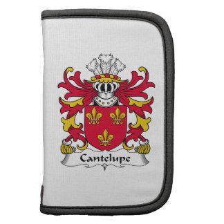 Escudo de la familia de Cantelupe Organizador