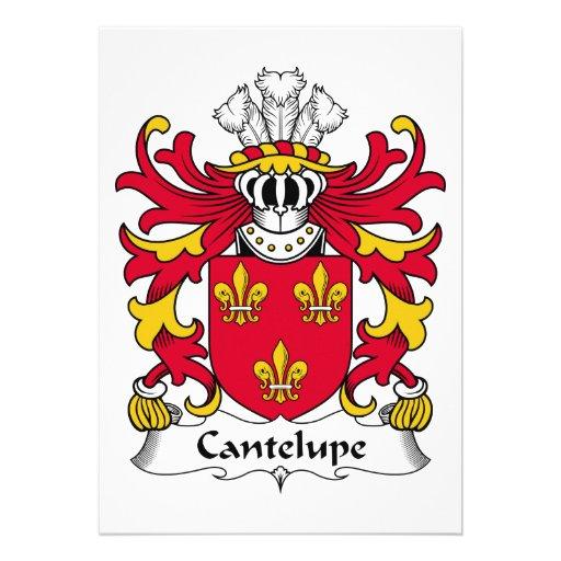 Escudo de la familia de Cantelupe Comunicado