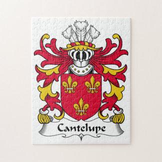Escudo de la familia de Cantelupe Rompecabeza