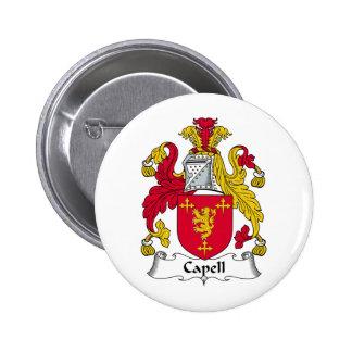 Escudo de la familia de Capell Pins